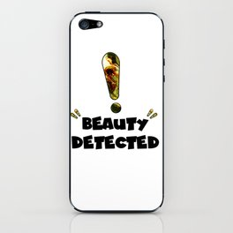 Beauty Detected iPhone Skin