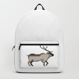 It's a reindeer! Backpack