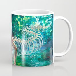 Dopamine Jungle Coffee Mug