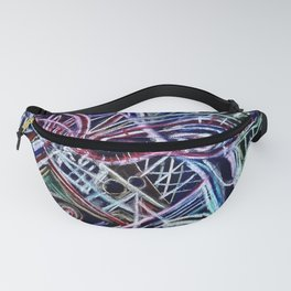 Eyes on a dancefloor Fanny Pack