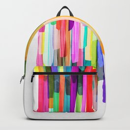 Colorful Stripes 4 Backpack
