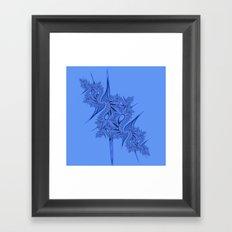 Fractal 84 Framed Art Print