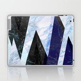 Marble stone ( frozen ) Laptop & iPad Skin