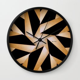 There is a Star on each one of us Wall Clock