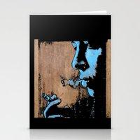 smoke Stationery Cards featuring SMOKE by ARTito