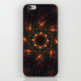 Enter The Blast iPhone Skin