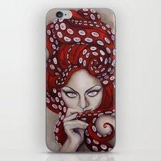 Octavia iPhone & iPod Skin