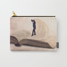 The page turner Carry-All Pouch