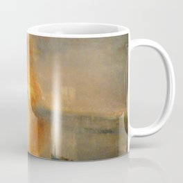 """J.M.W. Turner """"The Burning of the Houses of Lords and Commons""""(1835) Coffee Mug"""