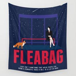 Fleabag scene Wall Tapestry