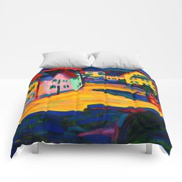 Wassily Kandinsky, New colors Comforters