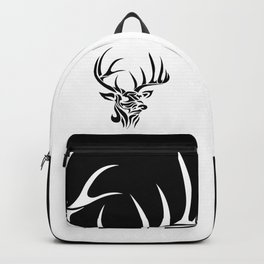 Tribal - Deer Backpack