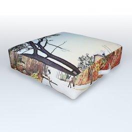Walker Outdoor Floor Cushion