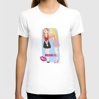 mean girls T-shirts featuring Mean Girls by Cerys Edwards