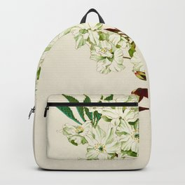 Gyoi-ko or Robe Yellow Cherry Blossoms Backpack