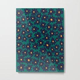 Mini garden   Metal Print