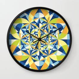 Metatron's Artwork Wall Clock