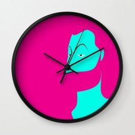 Clò Clolivia de Havilland Wall Clock