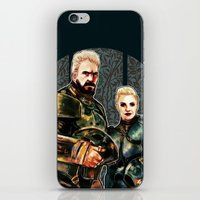 pacific rim iPhone & iPod Skins featuring pacific rim by chazstity