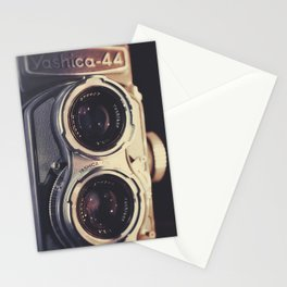 Yashica-44 TLR Stationery Cards