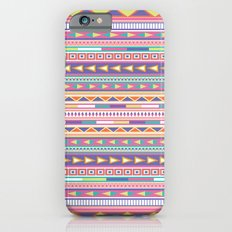 Geometric Pastel Pattern Slim Case iPhone 6s