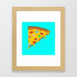 8-Bizza Framed Art Print