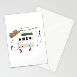 Cassette Cowboy Stationery Cards