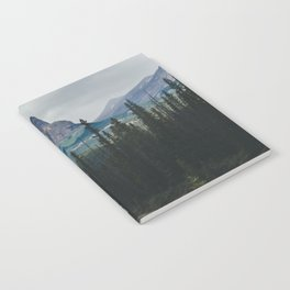 Above the Tree Line Notebook