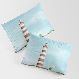 Aveiro landscape Pillow Sham