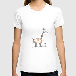 Giraffebot T-shirt