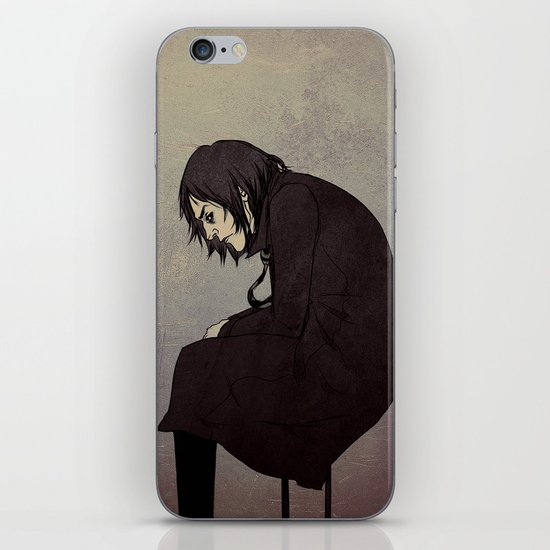 severussnape iPhone & iPod Skin