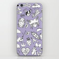 Flash iPhone & iPod Skin