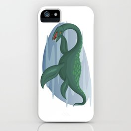 Sea Monster iPhone Case