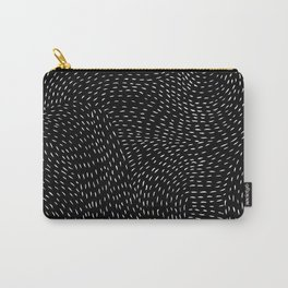 storm | black Carry-All Pouch