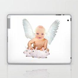 Angel Baby Laptop & iPad Skin