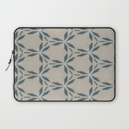 Teal Triangle Laptop Sleeve