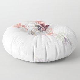 Fume Skull Floor Pillow