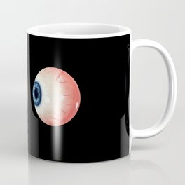Eye ball Coffee Mug