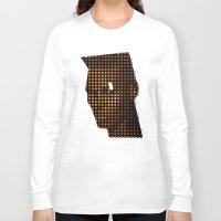 phil jones Long Sleeve T-shirts featuring Jones by Heinz Aimer