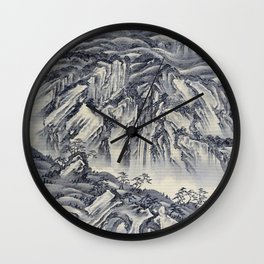 Rocky Mountain - Digital Remastered Edition Wall Clock