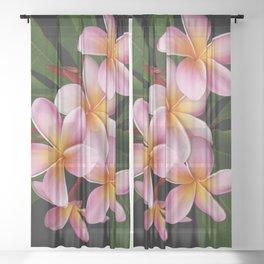 Wailua Sweet Love Sheer Curtain