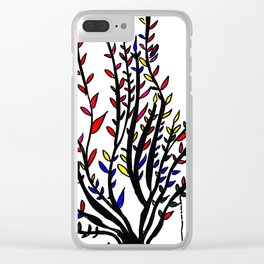under the Shade Clear iPhone Case