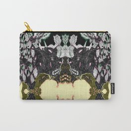 Lace Wing Carry-All Pouch