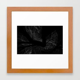 90% of my mind is on you Framed Art Print