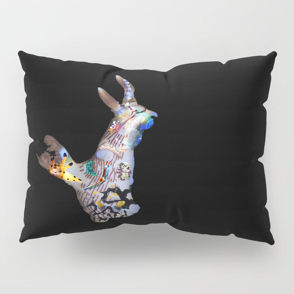 Nudi God Pillow Sham by Scubaprincess PSH7968052