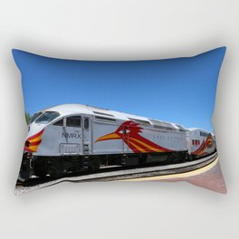 New Mexico Rail Runner Rectangular Pillow