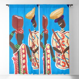 The Ancestors Blackout Curtain