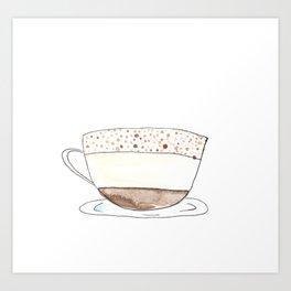 espresso i Art Print