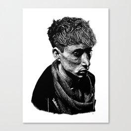 Quiet Man Canvas Print