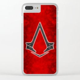 Creed Assassin Clear iPhone Case